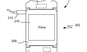 Apple le brevet de sa montre connectée officialisé