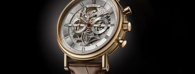 Breguet Classique Chronographe « squelette » 5284 Only Watch 2013