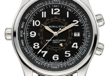 Hamilton Khaki UTC ref.H77505535