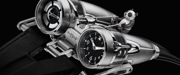 MB&F HM4 Only Watch 2011 Front
