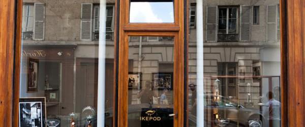 Ikepod first pop up store 01