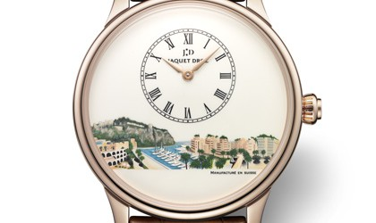 JAQUET DROZ Petite Heure Minute ONLY WATCH 2011