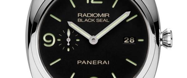Panerai Radiomir Black Seal 3 Days Automatic PAM00388
